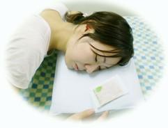 天然の植物精油で枕も清潔