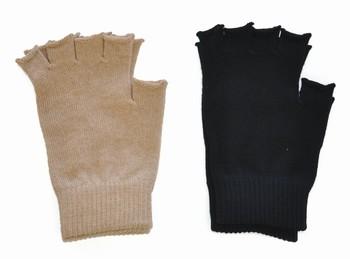 オーガニックコットンを使用した肌触りのよい手袋