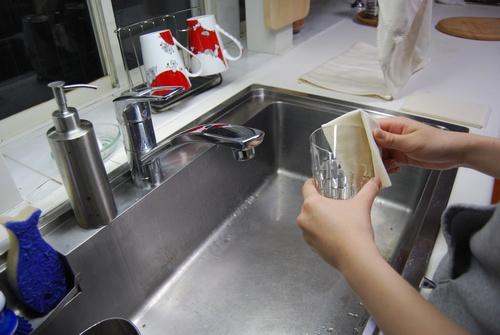 柔らかい肌触りで抗菌力に優れ、におわず、カビず、衛生的。