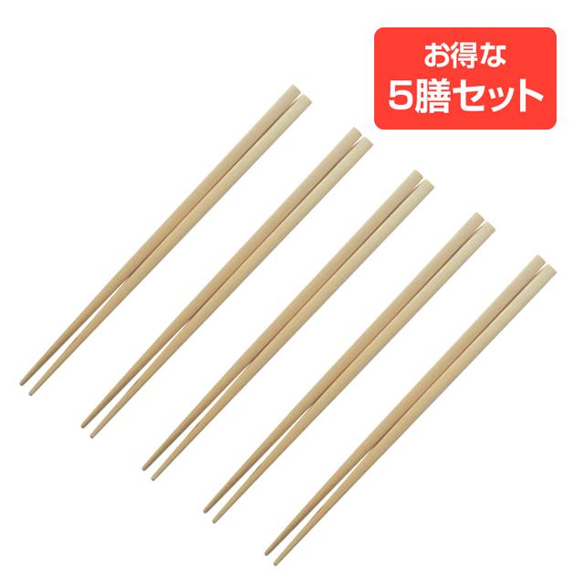 青森ひば箸 5膳セット