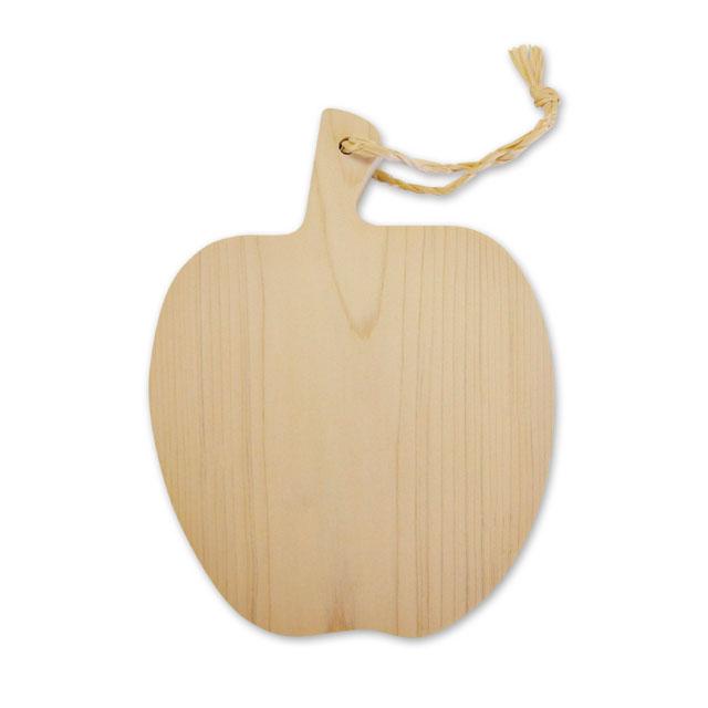 青森ひばりんごのカッティングボード