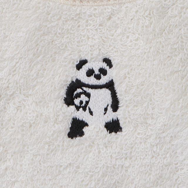 オーガニックコットン パンダのまん丸スタイ