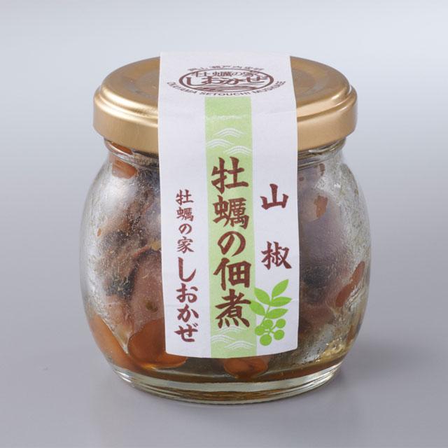 牡蠣の佃煮(山椒)