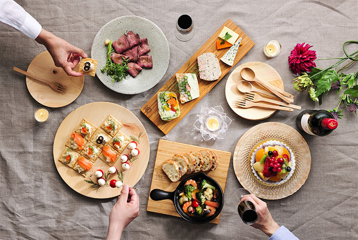 素敵な食卓