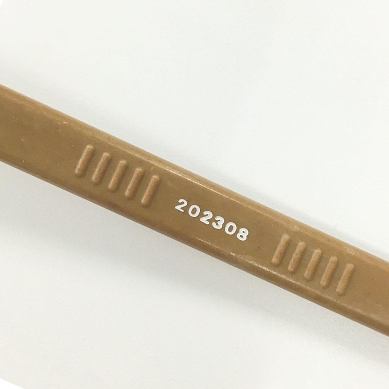 竹のeco歯ブラシ(馬毛)2本セット