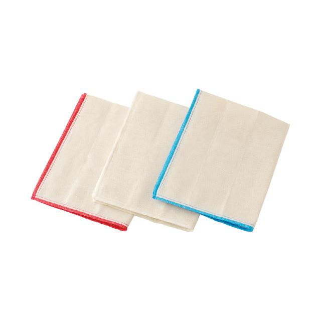 TAKEFU 竹布 キッチンクロス(台拭き用)3枚セット